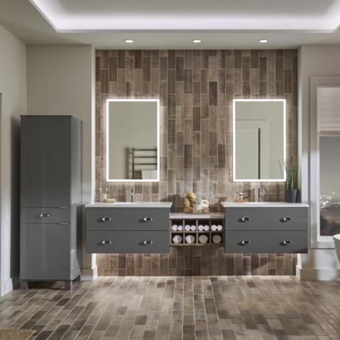 Contemporary Cabinetry, Bathroom Cabinets, Modern Design