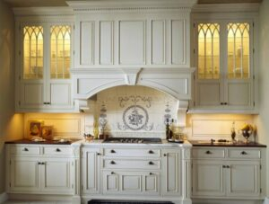 Decorative Cabinet Molding, Traditional Cabinetry