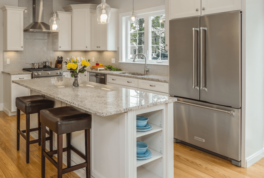 Transitional Cabinetry, Kitchen Remodeling Gallery