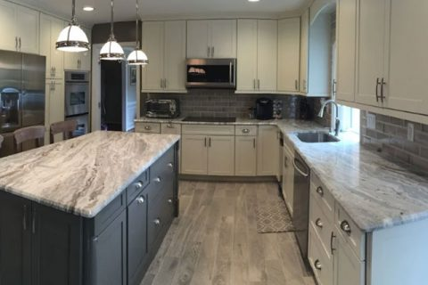 Kitchen Remodeling, Family Hub