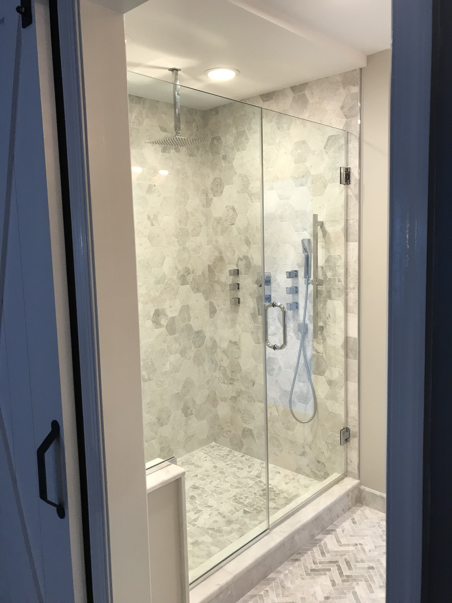 Beautiful Shower Door