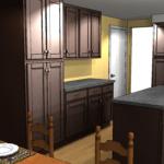 Kitchen Design, Open Kitchen Concept