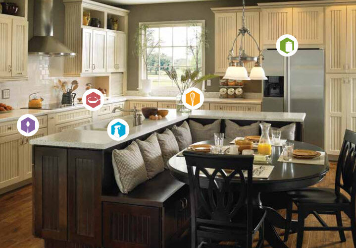 Redefine Your Kitchen With Zones