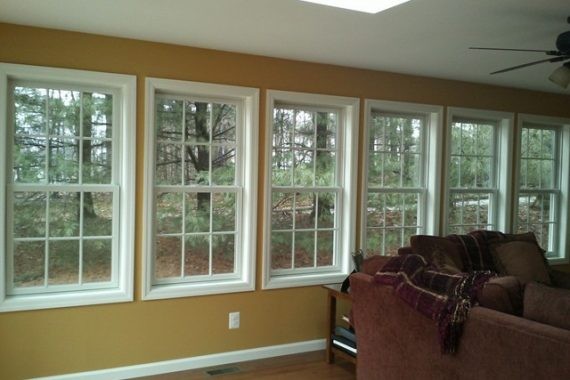 Owings Mills Sunroom Addition