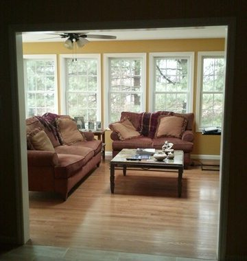 Function Sunroom in Lutherville MD