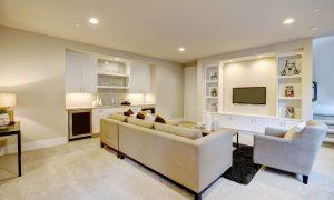 Maryland Home Improvements, Basement Remodeling, Services, Basement Remodeling Gallery