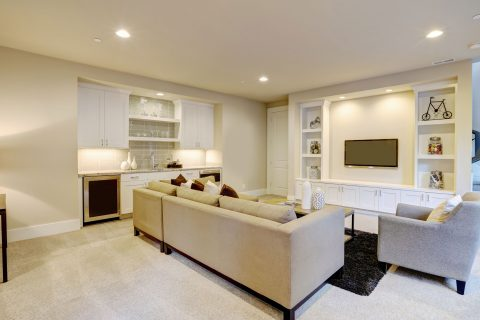 Top Ideas for Your Basement Remodel