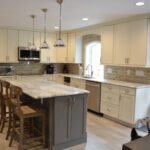Kitchen Remodeling Gallery, Semi-Custom Cabinetry
