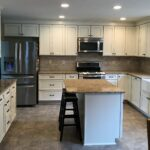 Maryland Home Improvements, Kitchen Remodeling Gallery, Semi-Custom Cabinetry