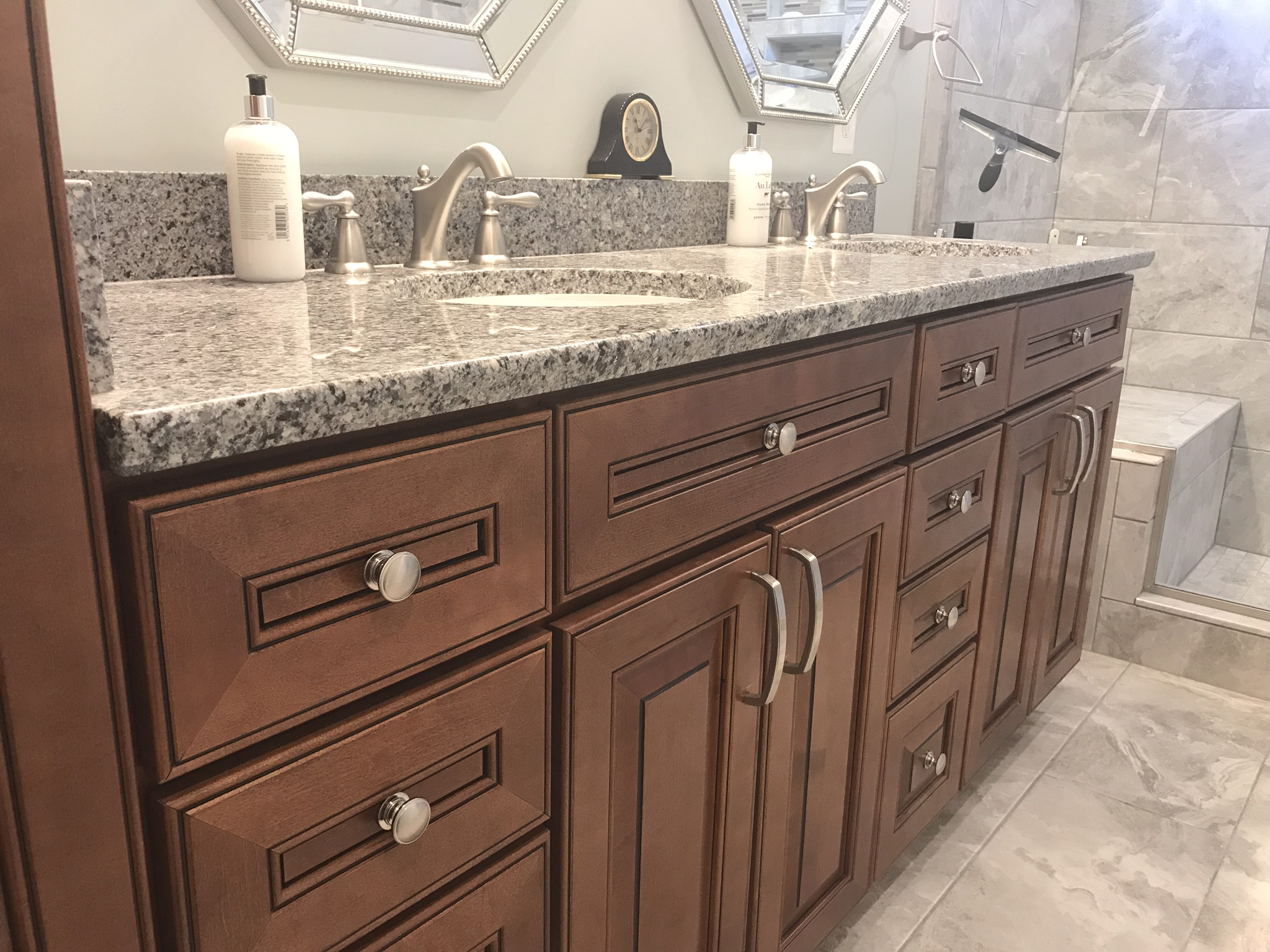 Bathroom Cabinetry, Remodeling Gallery