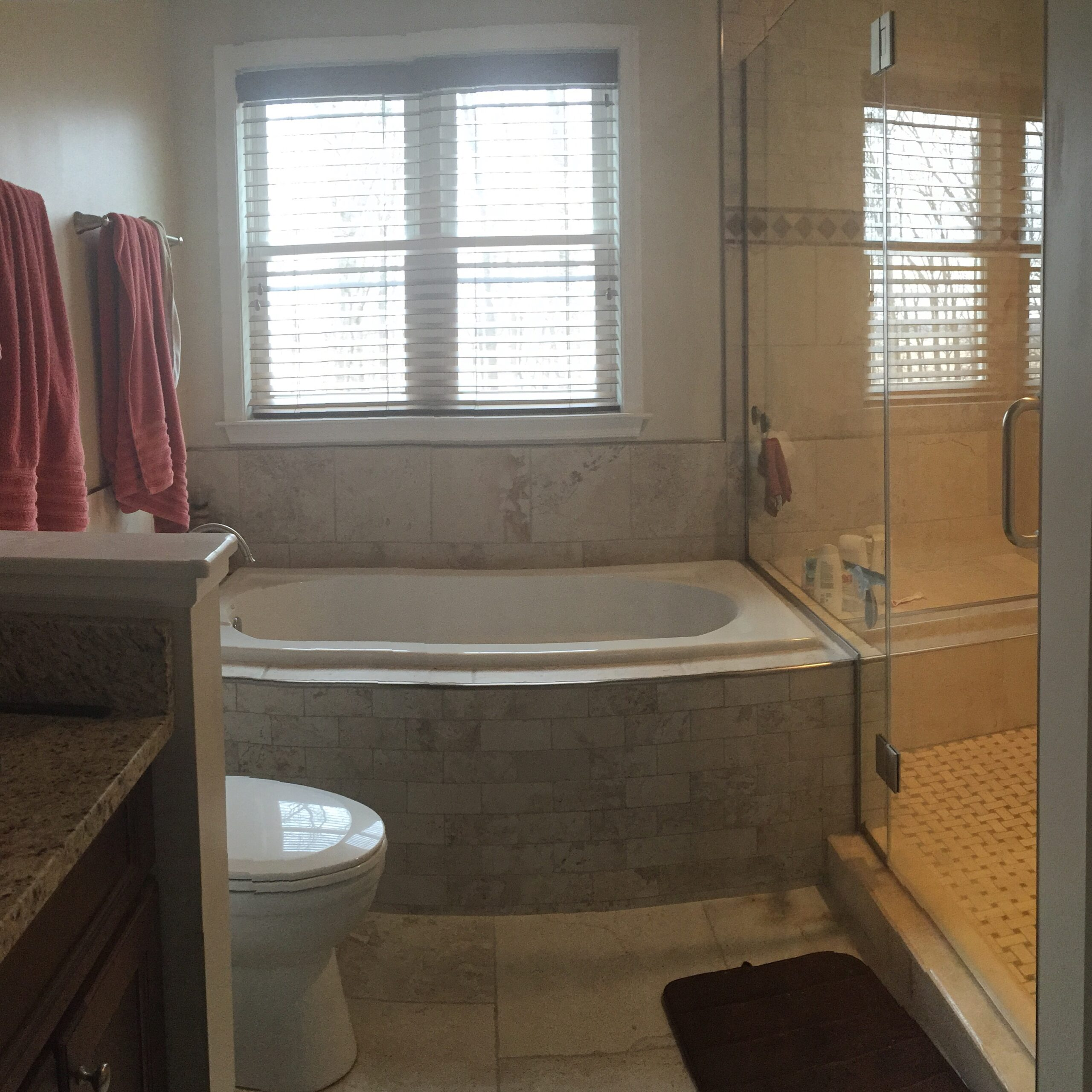Bathroom Remodeling Gallery, Westminster Home Addition