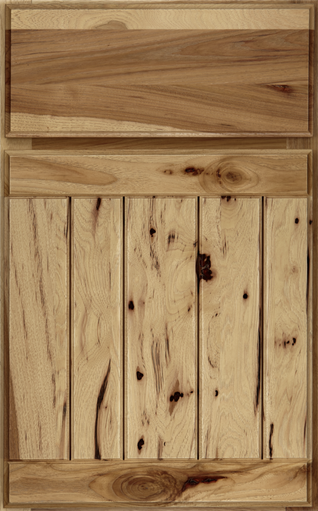 Country Cabinetry, Tulsa Hickory Tumbleweed